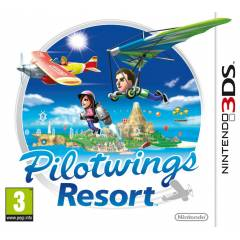 PILOTWINGS RESORT 3DS OYUNU SIFIR AMBALAJINDA