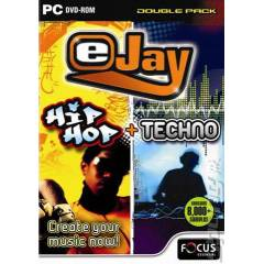 H�PHOP+ TECHNO DOUBLE PACK EJAY ORJ�NAL PC SIFIR