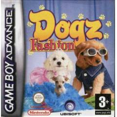 DOGZ FASHION GAMEBOY ADVANCE OYUNU