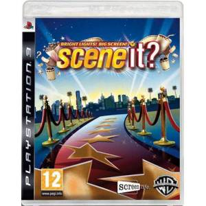 SCENE IT ? PS3 HD PAL SIFIR AMBALAJINDA