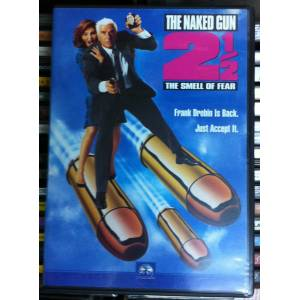 NAKED GUN 2 1/2 SMELL OF FEAR  DVD 2.EL