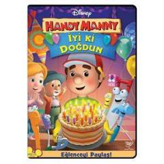 Handy Manny �yi Ki Do�dun Dvd �izgi Film