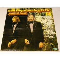 JAMES LAST - Non Stop Dancing 1976 , LP 1975