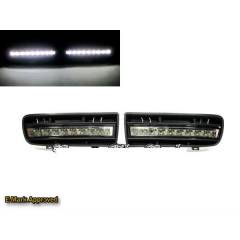 G�ND�Z FARI LED S�S KAPAK DRL VW GOLF 4 IV