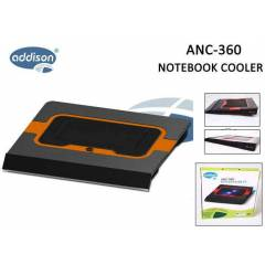 Addison ANC-360 2 Led Notebook So�utucu (4 Renk)
