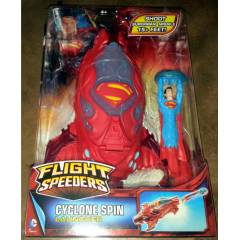 SUPERMAN MAN OF STEEL FLIGHT SPEEDERS