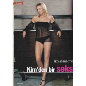 AKT�EL-2005/17-SEX AND C�TY-K�M CATTRALL
