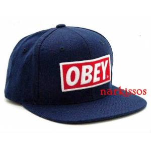 OBEY FULL CAP   SNAPBACK-ORJ�NAL MODEL.