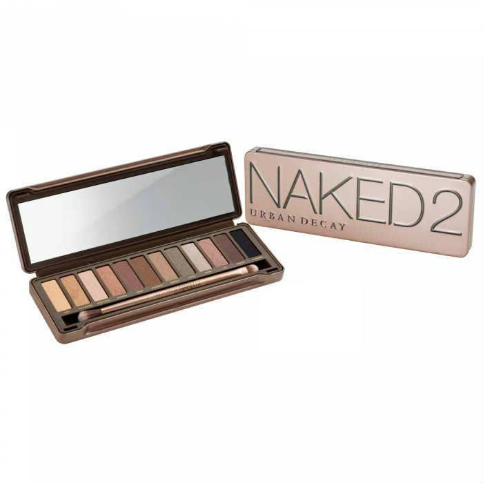 Yeni Urban Decay Naked 2 Palette >Far seti
