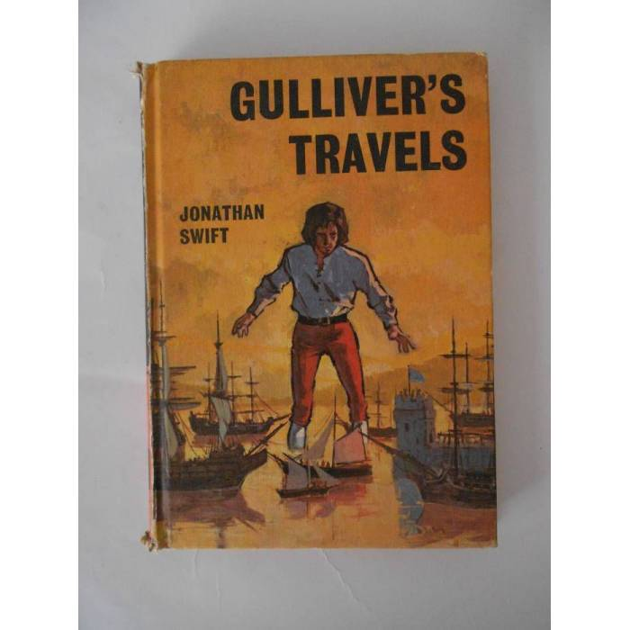 gullivers travels essay Free coursework on term paper on gullivers travels from essayukcom, the uk essays company for essay, dissertation and coursework writing.