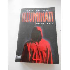 ILLUMINATI - DAN BRUWN - THRILLER