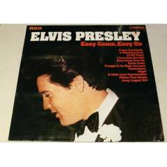 ELV�S PRESLEY - Easy Come, Easy Go LP 1975
