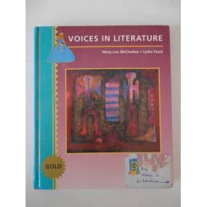 VOICES IN LITERATURE - MARY LOU MCCLOSKEY GOLD