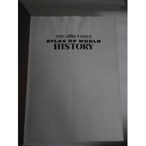 ATLAS OF HISTORY THE T�ME