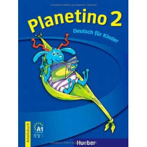 PLANETINO 1-2  Deutsch Fur Kinder