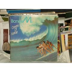 BONEYM 33 DEV�R LP LONG PLAY OCEANS OF FANTASY