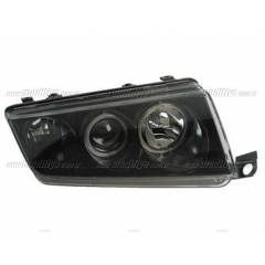 Skoda Fabia 2000-2007 Siyah Angel Eyes �n Far