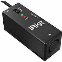 IK Multimedia iRig Pre -iPad/iPhone/iPod -Preamp