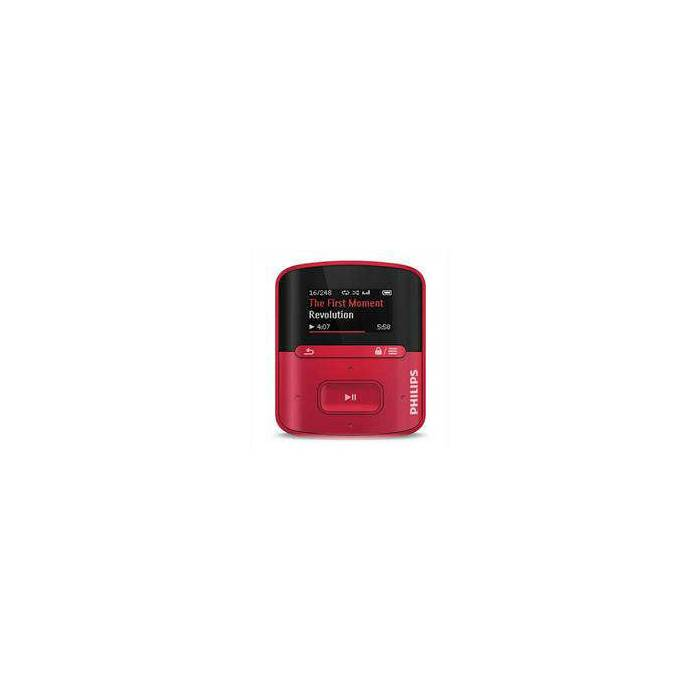 Philips Gogear Raga 2gb Mp3 Player Philips Gogear Raga 2gb