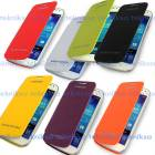 SAMSUNG GALAXY S4 Mini K�l�f Flip Cover RENK