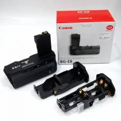 CANON 550d 600d 650d i�in BATTERY Grip BG-E8