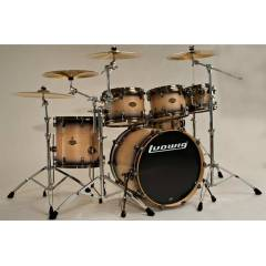 LUDWIG EPIC BATER� NATURAL BLACKBURST  **YEN�**