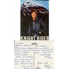 Kara �im�ek : KITT ve Michael Knight KP