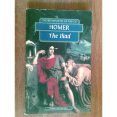 THE ILİAD HOMER