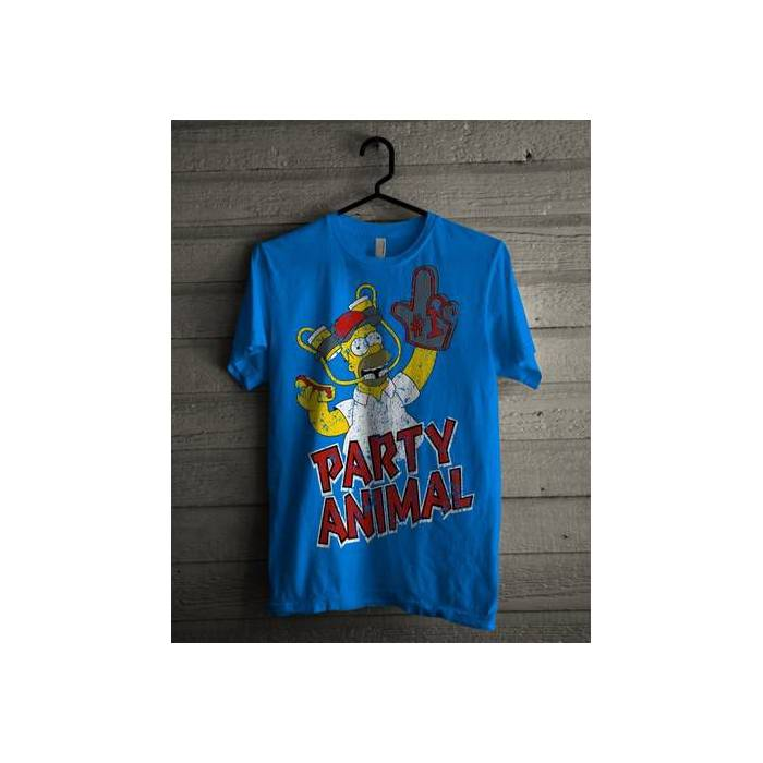 Homer Party Animal  T-Shirt