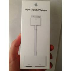 Apple iPad 3 iPhone 4 & 4s i�in HDMI ve AV Kablo