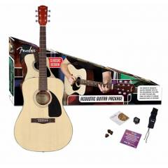 IMC FENDER CD-60 PACK V2 NATUR AKUSTIK G�TAR SET