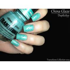 China Glaze Tranzitions Collection Duplicityy