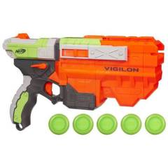 Nerf Vortex Vigilon - Review!