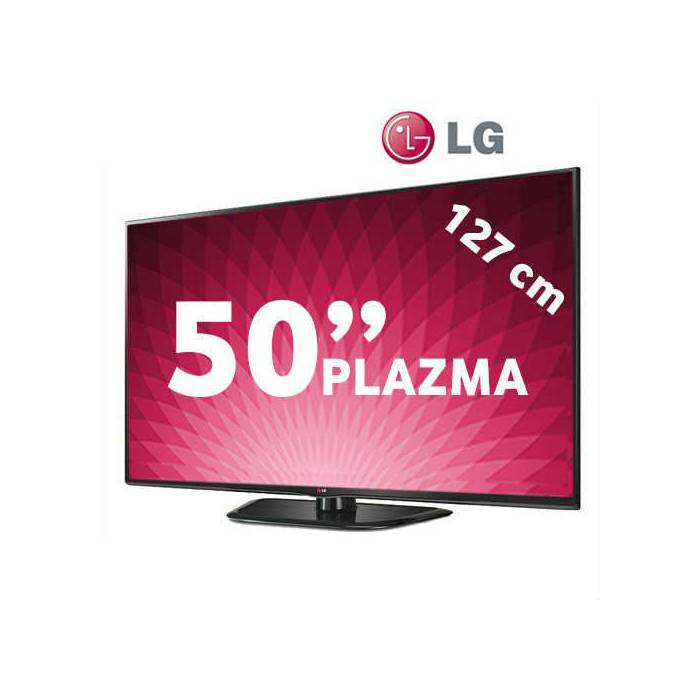 "LG 50PN6500 50"" 600Hz UsbMovie FULL HD PLAZMA T"