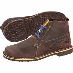 PUMA 30428802 TERRAE MID AFRICA LEATHER BOOT