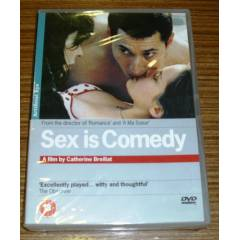 SEX IS COMEDY * R. MESQUIDA * CATHERINE BREILLAT