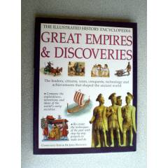 GREAT EMPIRES & DISCOVERIES THE ILLUSTRATED HIST