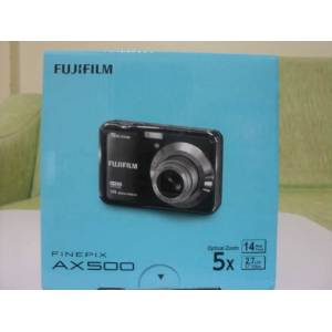 FUJIFILM FINEPIX AX500 14MP SIFIR FULL KUTULU