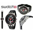 Swatch YTS402 In A Vibrant Mode Bay Kol Saati
