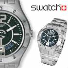 Swatch YTS403G Irony In A Grayish Mode Bay Saati