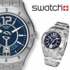 Swatch YTS404G Irony In A Blue Mode Bay Saati