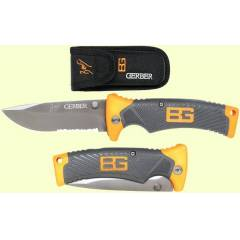 Gerber Bear Grylls Survival Folding Sheath Knife