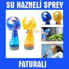 Sulu Vantilat�r Fan Buharl� Vantilat�r Mini Fan