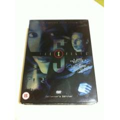 DVD X-Files Collector's Edition 5.Sezon