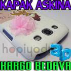 SAMSUNG GALAXY S3 KAPAK HAPPY MOR� 3D DESIGN KAP