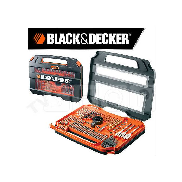 Black&Decker A7154 100 Pr�. Delme ve Vidalama S.