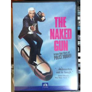 THE NAKED GUN - FILES FROM POLICE SQUAD DVD 2.EL