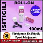 V�-VET KARTU� ISITICILI 100ml ROLL-ON S�R A�DAkd