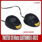 TWEETER 120 Watts ELEKTROMER E-30512