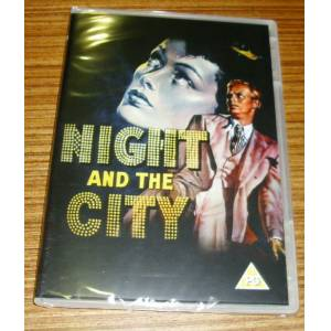 NIGHT AND THE CITY * GENE TIERNEY * JULES DASSIN